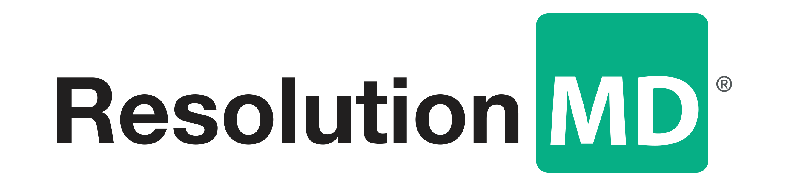 ResolutionMD Logo - View Solutions