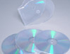 Clear CD Clamshell Case
