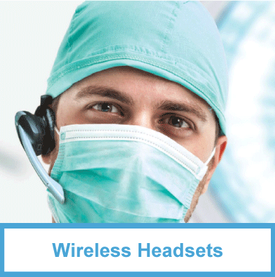 PACS Accessories - Wireless Headsets