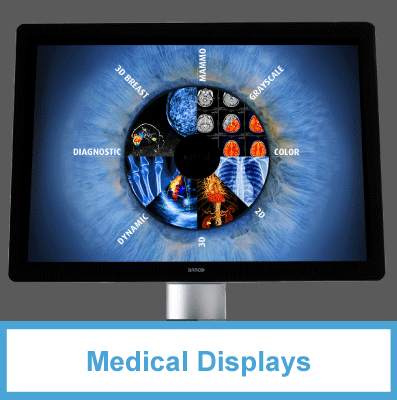 PACS Accessories - Medical Displays