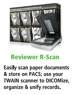 Vertex Reviewer R-Scan