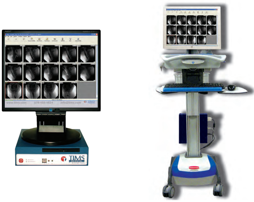 TIMS converter boxes for DICOM Conversion