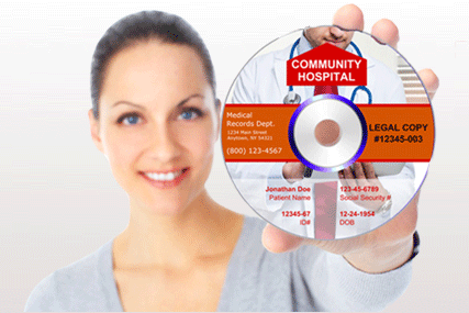 Customized CD-R/DVD Media - Optical Media